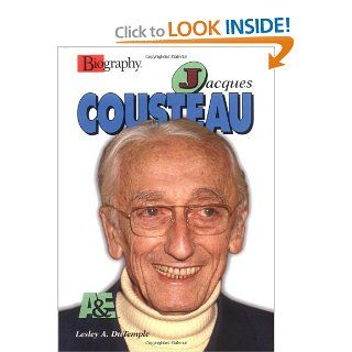 Jacques Cousteau (Biography (Lerner Hardcover)): Lesley A. DuTemple: 9780822549796: Books