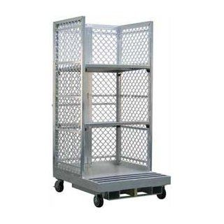 "New Age Order Picking Platform (2) 32""D Shelves   Toyota Forklifts: Home Improvement"