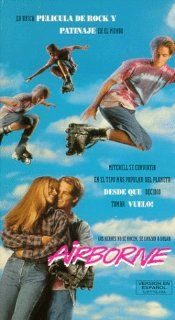Airborne [VHS]: Shane McDermott, Seth Green, Brittney Powell, Chris Conrad (II), Edie McClurg, Patrick Thomas O'Brien, Jack Black, Alanna Ubach, Jacob Vargas, Owen Stadele, Chris Edwards (IV), Daniel Betances, David Betances, Jim Jansen, Louan Gideon,