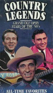 Country Legends Grand Ole Opry Stars of the 50's Movies & TV