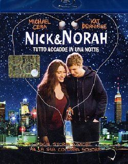 Nick & Norah   Tutto Accadde In Una Notte Michael Cera, Jay Baruchel, Kat Dennings, Peter Sollett Movies & TV