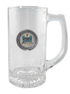 Alpha Xi Delta Glass Stein: Kitchen & Dining