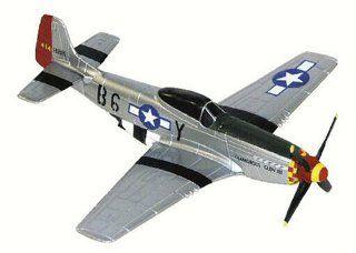 """Corgi P 51 Mustang   Chuck Yeager """"Glamorous Glen"""" Toys & Games"""
