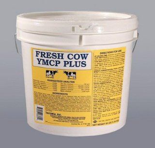 Fresh Cow YMCP Plus, 25 Lb: Pet Supplies