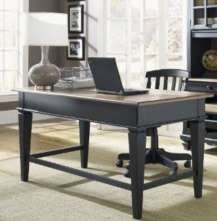Liberty Furniture Bungalow II Jr. Executive Desk & Credenza 641 HO105, 641 HO120, 641 HO131   Home Office Desks