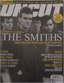 Uncut January 2006 (Take 104, The Smiths): Books