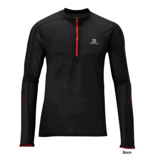 Salomon Trail Runner 1 2 Zip LS Top SS13
