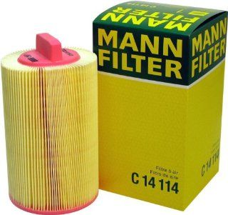 Mann Filter C 14 114 Air Filter: Automotive