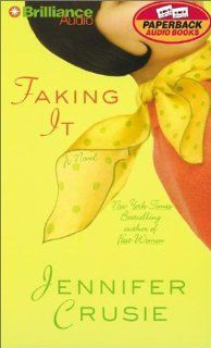 Faking It (9780641634093): Jennifer Crusie, Aasne Vigesaa: Books