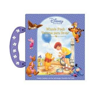 Tesoros para llevar Disney Winnie Pooh Carry Along Disney Winnie the Pooh, Spanish Language Edition (Disney Winnie the Pooh (SilverDolphin)) (Spanish Edition) Editors of Silver Dolphin en Espanol 9789707183582 Books