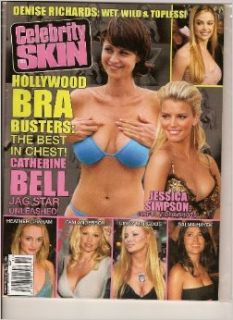 Celebrity Skin (#131 Hollywood Bra Busters: The Best in Chest! Catherine Bell): Books