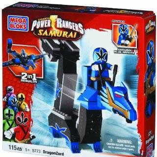 Power Rangers Blue Zord: Toys & Games