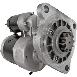 Db Electrical Sma0008 Starter Massey Ferguson, Ursus Tractor 9 142 764, 9142764 Magneton: Automotive