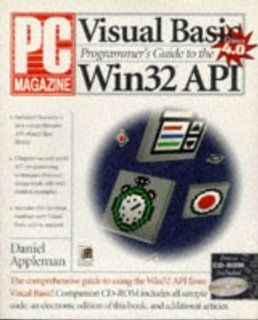 Pcm Visual Basic Programmers Guide to the WIN32 API: Daniel Appleman, Dan Appleman, Appleman: 9781562762872: Books