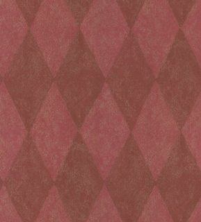 Brewster 141 62138 Harlequin Wallpaper, Red