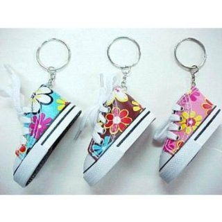 Daisy Print Sneaker Key Chain Case Pack 144: Automotive