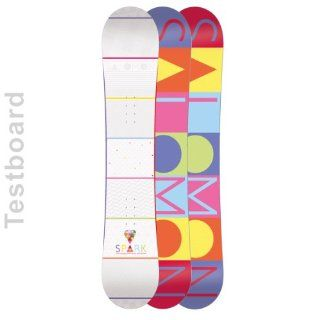 Salomon Spark Snowboard 151 Womens : Freeride Snowboards : Sports & Outdoors