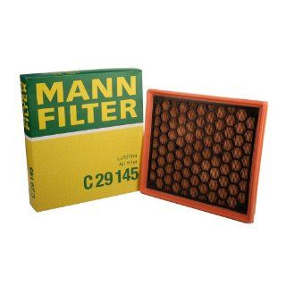 Mann Filter C 29 145 Air Filter Element: Automotive