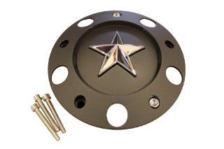 KMC XD Series Rockstar Matte Black Center Cap 371L152 371L152 YB001 FD.09.026: Automotive