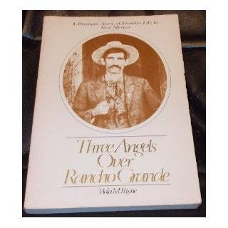 Three angels over Rancho Grande (A Destiny book ; D 154) Viola M Payne Books