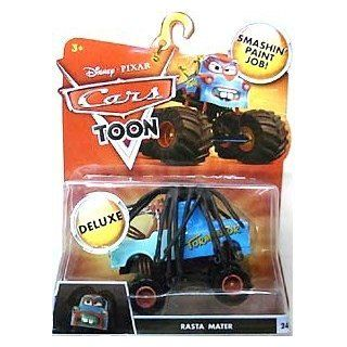 Disney / Pixar CARS TOON 155 Die Cast Car Oversized Vehicle Dr. Feel Bad: Toys & Games