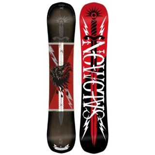 Salomon Snowboards Assassin Snowboard   Wide One Color, 160cm: Sports & Outdoors