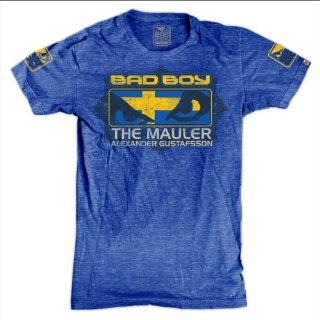 Bad Boy Alexander Gustaffson UFC 165 Walkout Tee   Small: Sports & Outdoors