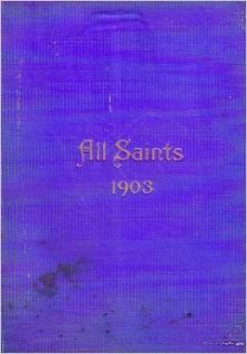 All Saints at S. Mary's Burlington, New Jersey: Not Specified: Books