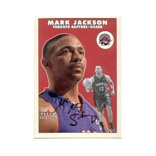 2000 01 Fleer #163 Mark Jackson: Sports Collectibles