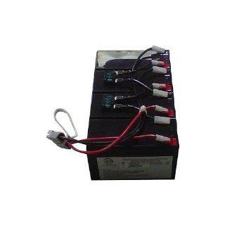 BTI SLA25 BTI Replacement Battery #25 for APC   UPS battery lead acid   for P/N: SU1400RM2U SUA1500RM2U: Electronics