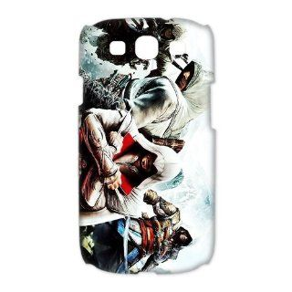 Custom Assassins Creed iv Black Flag 3D Cover Case for Samsung Galaxy S3 III i9300 LSM 169: Cell Phones & Accessories
