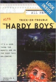 Trick or Trouble (The Hardy Boys #175): Franklin W. Dixon: 9780743437592: Books