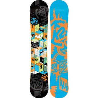 K2 Mini Turbo Snowboard Boy's 2015   130 Kids: Sports & Outdoors