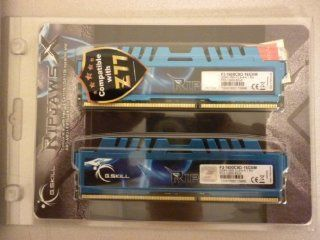G.SKILL Ripjaws X Series 16GB (2 x 8GB) 240 Pin DDR3 SDRAM 1600 (PC3 12800) Desktop Memory F3 1600C9D 16GXM: Computers & Accessories