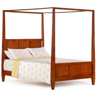 Laurel Canopy Platform Bed   Canopy Beds