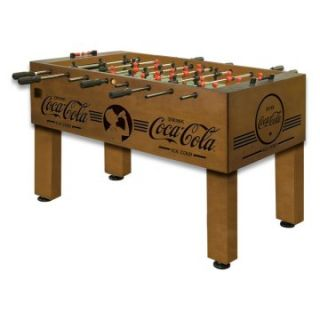 Holland Officially Licensed Coca Cola Foosball Table   Foosball Tables