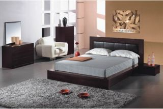Pareto Storage Platform Bed   Platform Beds