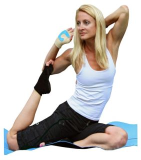 Stick e Yoga Socks and Gloves Combo   Pilates and Yoga