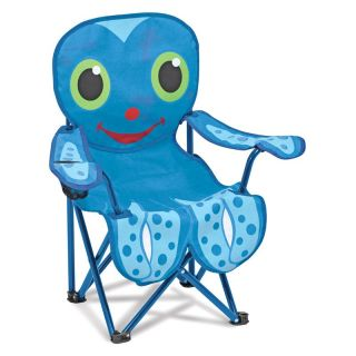 Melissa and Doug Flex Octopus Chair   Kids Outdoor Chairs