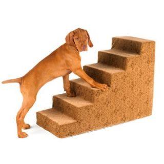 Bowsers Designer Pet Steps   Accessories