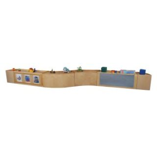 Strictly for Kids Preferred Mainstream Deep Sea Primary Care System   Toy Storage