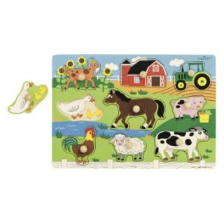Ryans Room Animal Classic Puzzle Set 3 Puzzles   Learning Aids