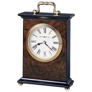 Howard Miller Berkley Desktop Clock   Desktop Clocks