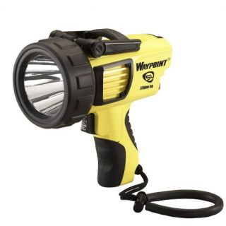 Streamlight Waypoint C4 Rechargeable LED Light   Flashlights