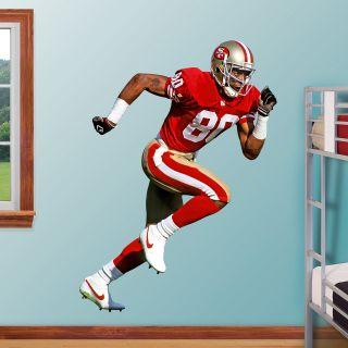 Fathead NFL Player Legends Wall Decal   Clocks & Wall Art