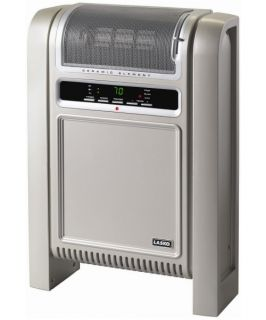 Lasko 758000 Cyclonic Ceramic Electric Space Heater   Portable Heaters