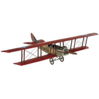 Authentic Models Flying Circus Jenny Model Airplane   Private Airplanes