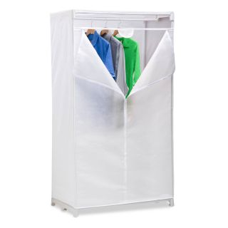 Honey Can Do 36 in. Storage Wardrobe   Closet Organizers
