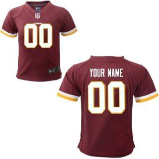 Nike Washington Redskins NFL Toddler Team Color Replica Game Jersey