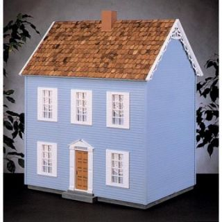 Real Good Toys Simplicity Dollhouse Kit   1 Inch Scale   Collector Dollhouse Kits